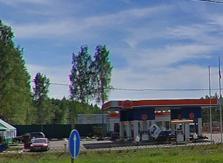 Фото: М10, 328 км, Тверская обл.. Бологовский р-н, п. Старое Хотилово
