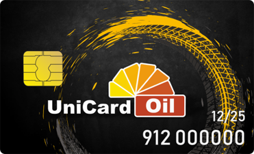 Unicard oil