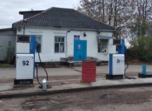 Фото: Р84, 64км, Тверская область, пгт Рамешки, ул.Дюканова, д.54, АЗС №9