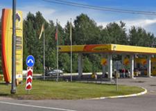 Фото: Тверская область, Калининский район, с. Эммаус, М10, 155-й километр, 2